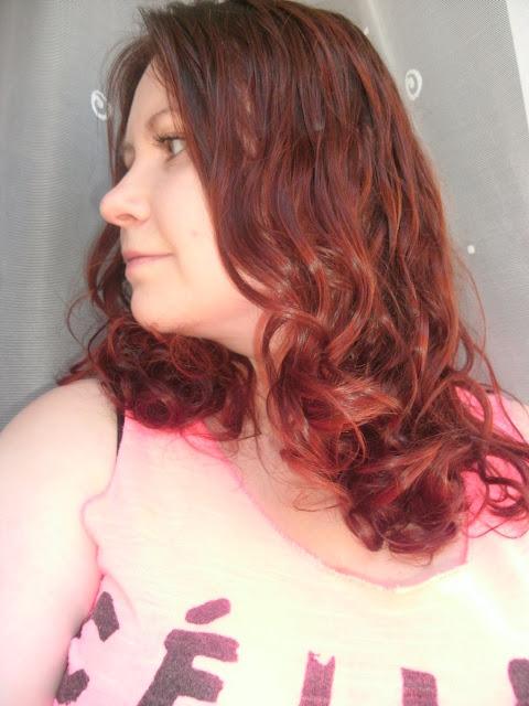 Dzień dla włosów - olej, płukanka lniana, nawilżająca odżywka i nowy żel do włosów :)