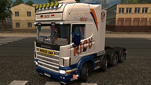 Scania 4 mod version 2.1