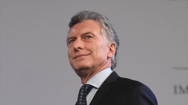 60% de argentinos ve 'deteriorada' economía del país bajo Macri