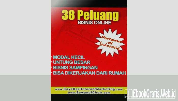 Ebook 38 Peluang Bisnis Online
