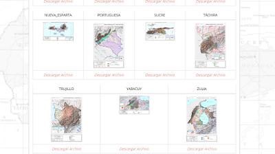venezuela_unidades_geomorfológicas