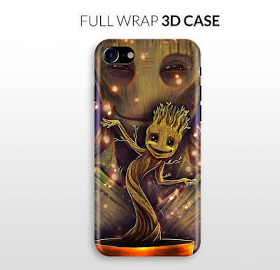 Baby Groot iPhone 7/7 plus Case