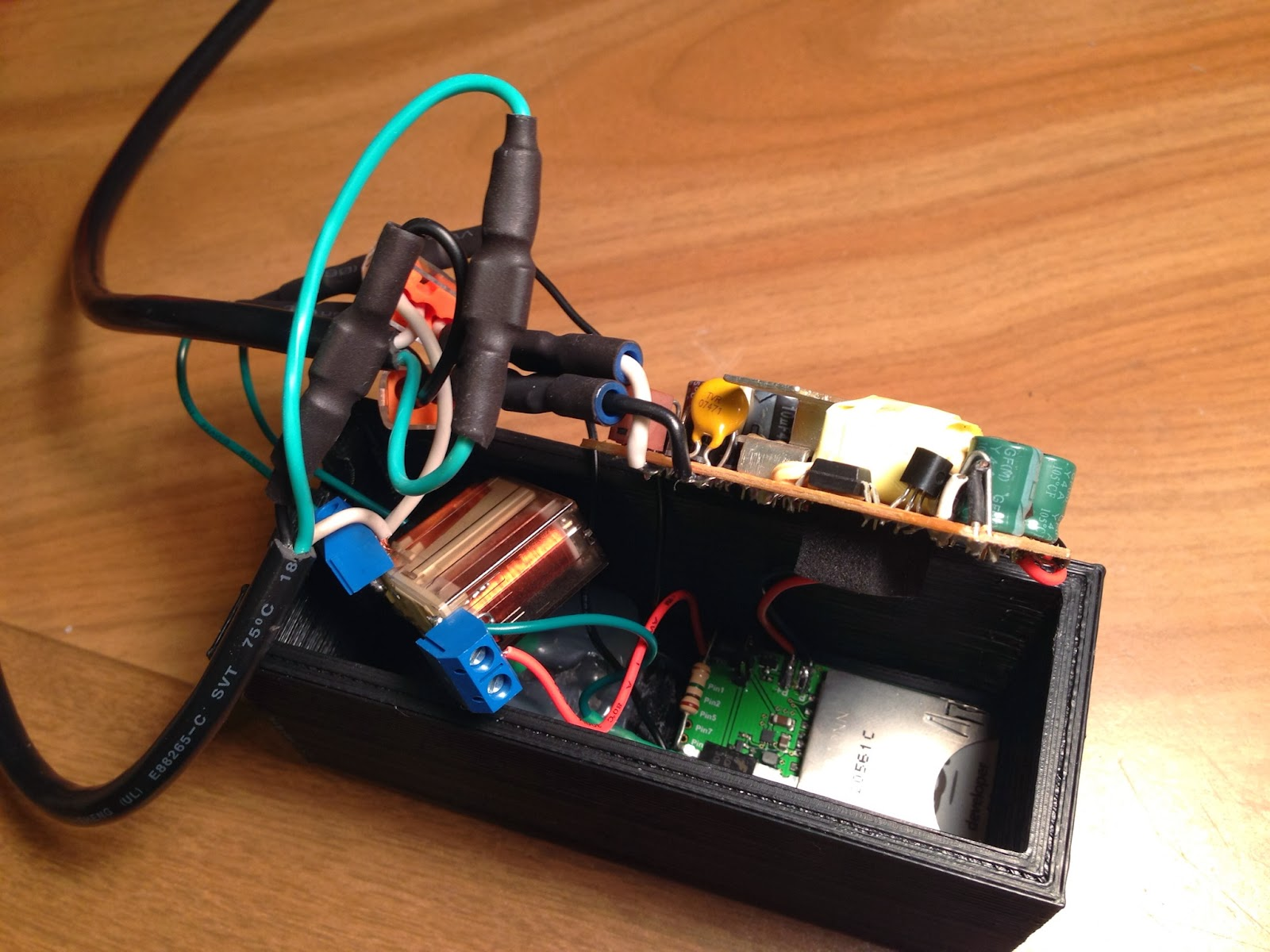 Electric Imp Relay