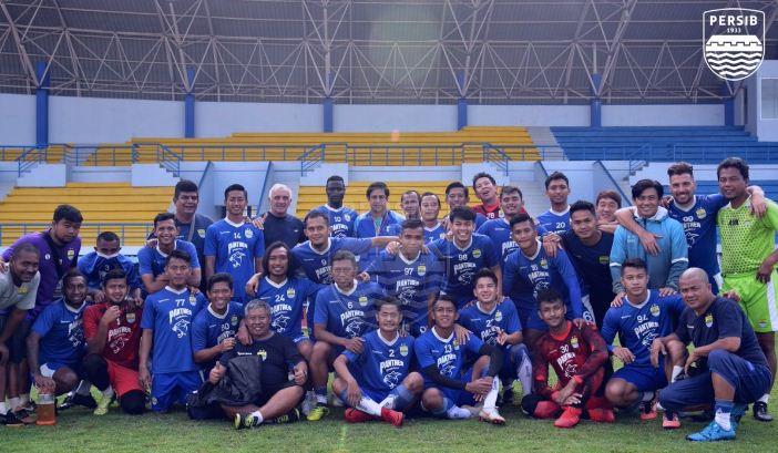 Daftar Pemain Persib Bandung yang Kemungkinan Dipertahankan Musim 2019