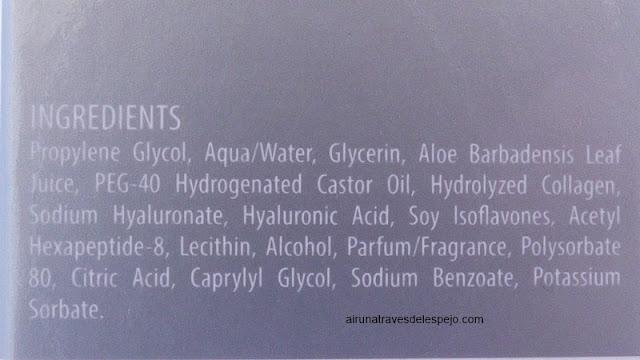 ingredientes serum restaura segle clinical