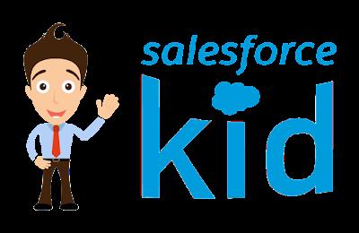 Salesforce kid blog by ajinkya dhas