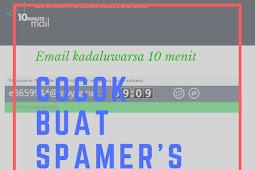 Email Yang Hanya Bisa Bertahan 10 Menit