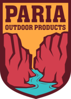 Paria Outdoors Tri-Fold Carbon Cork Trekking Poles