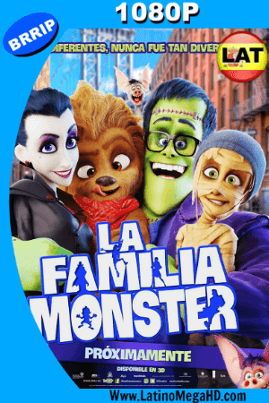 La Familia Monster (2017) Latino HD 1080P ()