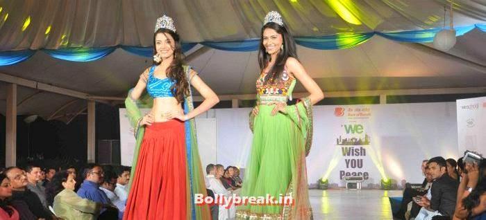 Celebs Walk The Ramp For Welingkar, Tv Babe Pics from Welingkar Fashion Show - Rashmi Desai, Vidya Malvade, Smita Bansal, Kritika Kamra