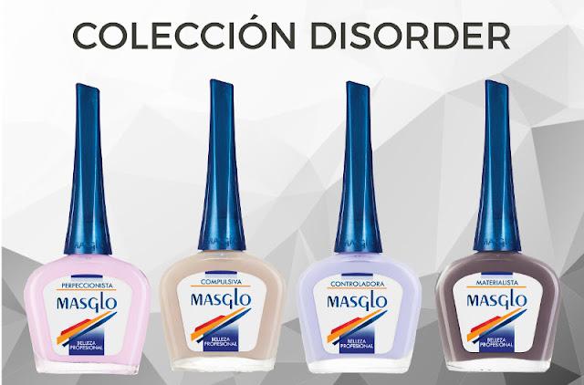 Colección Disorder Masglo