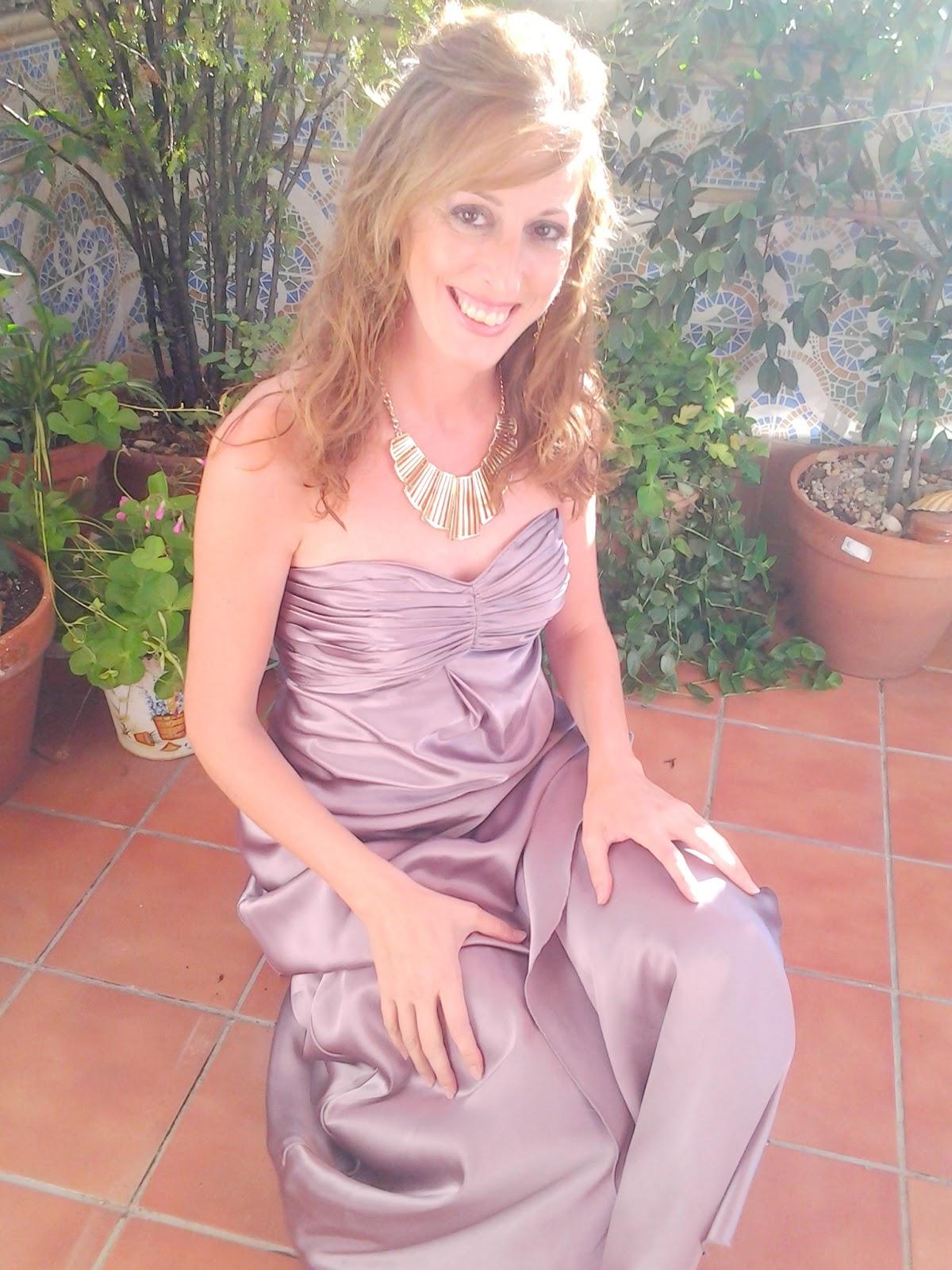 Atractivo Vestido De Novia Perfecto Para Mí Cresta - Colección de ...