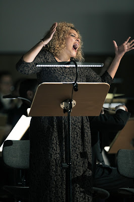 Beethoven: Leonore - Dresden Music Festival - Miriam Clark (photo Oliver Killig)