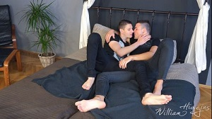 Alex Bonero and Milos Ovcacek RAW – FULL CONTACT (Bareback)