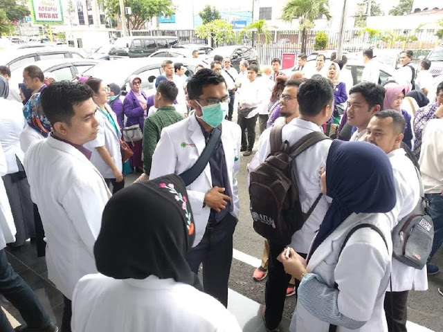 Didemo Dokter, Jaksa Beberkan 187 Item Dugaan Mark Up Alkes