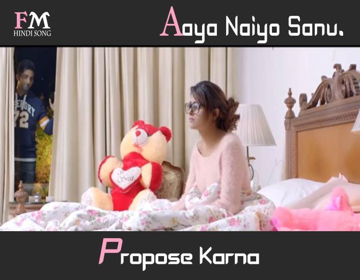 Aaya-Naiyo-Sanu-Propose-Karna-Babbal-Rai