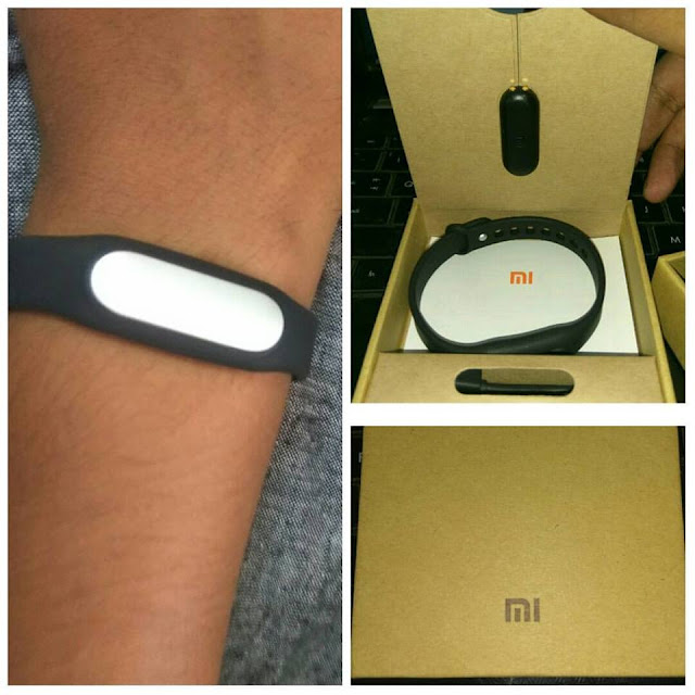 Bought Mi band and My review