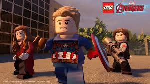 Lego Marvel's Avengers PC Free Download