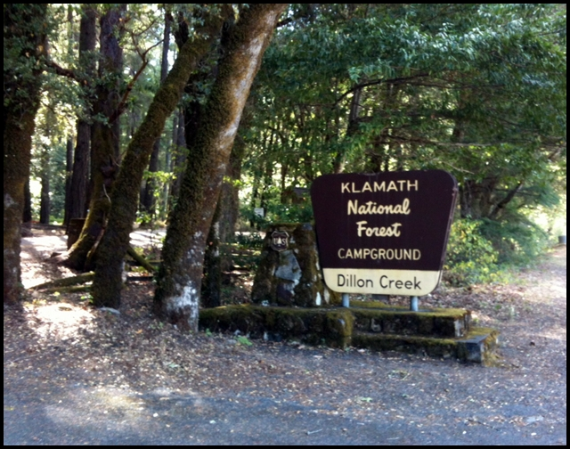 Siskiyou County Camping Dillon Campground