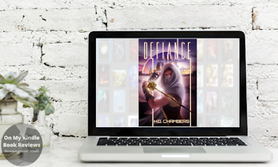 DEFIANCE by H.G. Chambers is available at several online retailers
