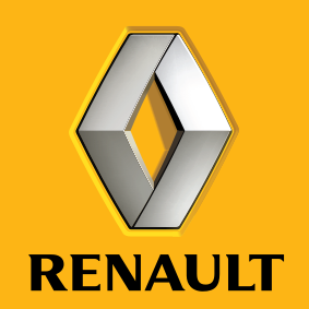 لوجو شركة سيارات رينو الفرنسية,تاريخ السيارات, سيارات, معلومات عن السيارات