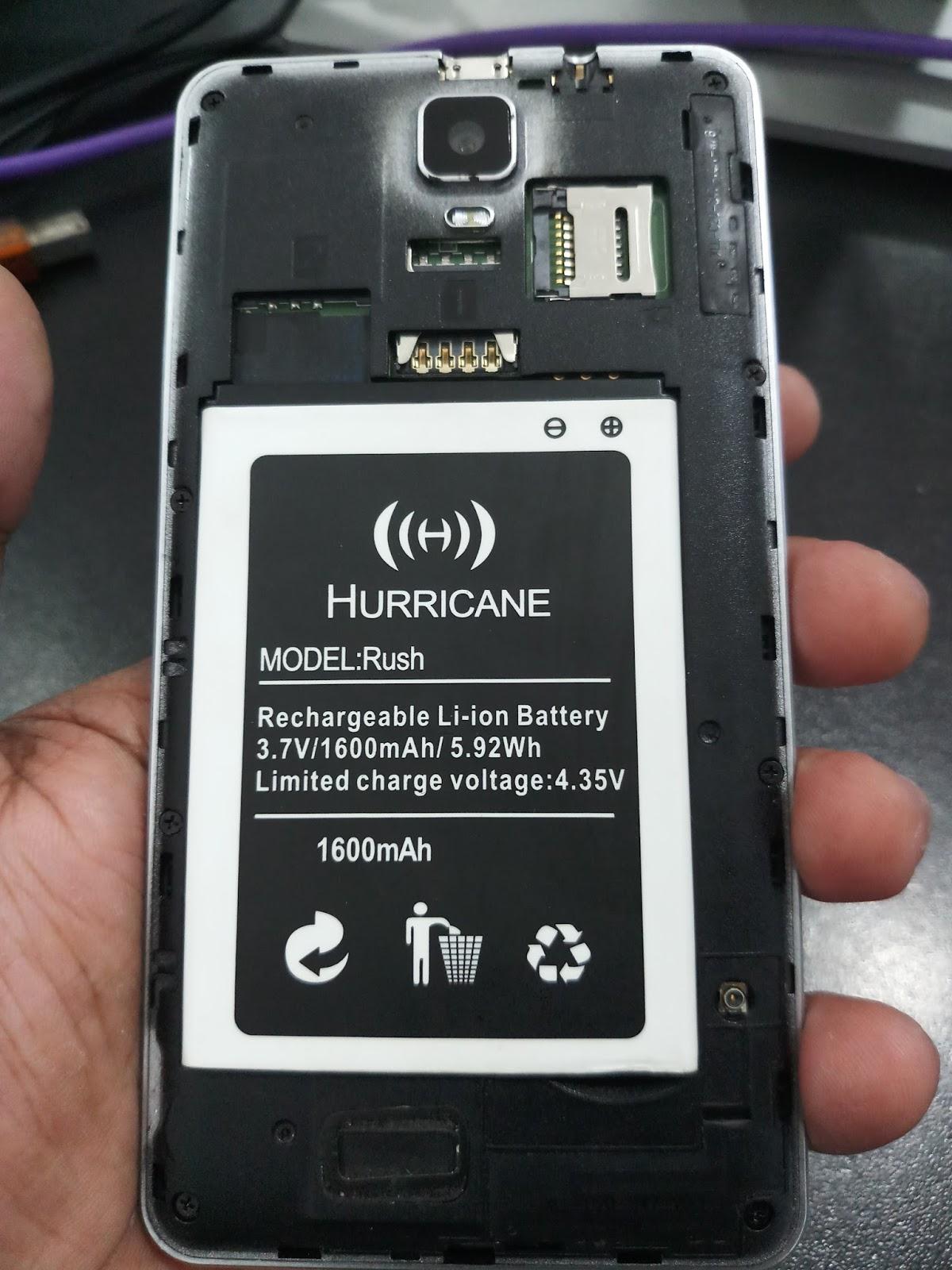 Hurricane Rush 5 1 Spd77xx Original Pac Firmware 100000