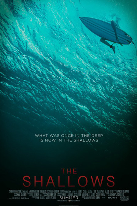 The Shallows 2016 full movie