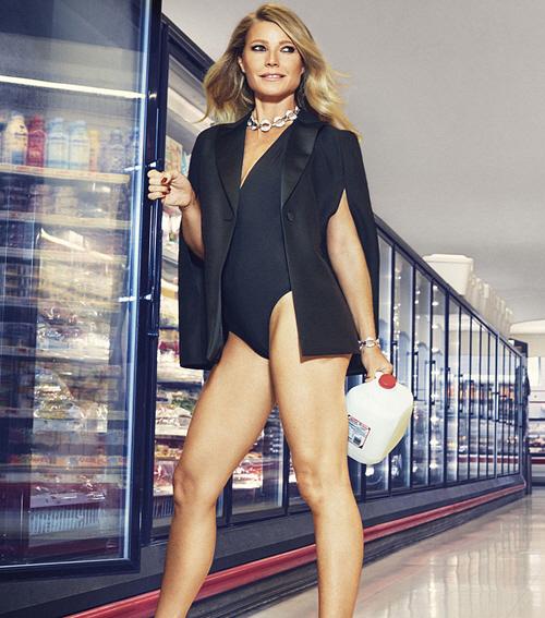 Gwyneth Paltrow, Harper's Bazaar 2