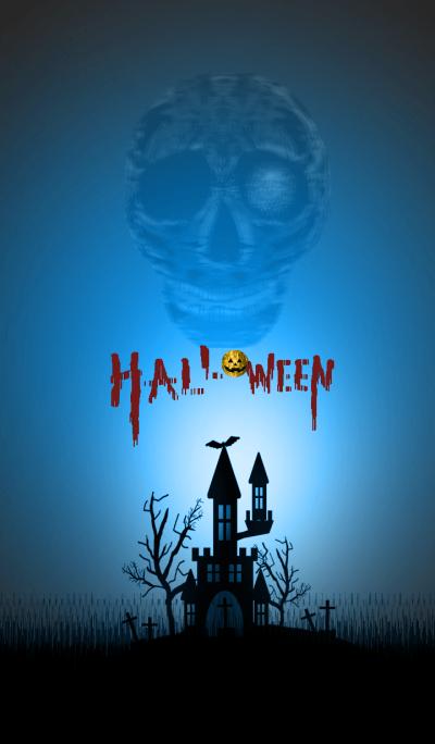 Skull Men's*Happy Halloween #50