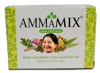 Ammamix soap