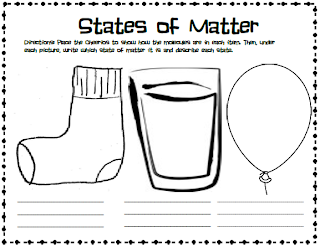 Classroom Freebies: Cheerio Matter