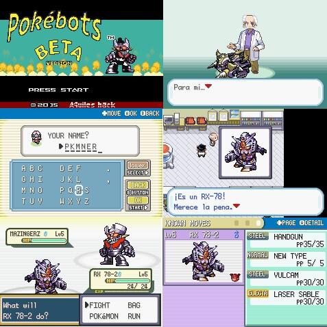 PokBots: Rescue Team