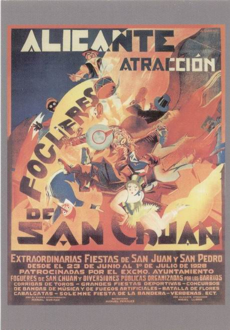 Vivo Les El Sant En Deporte 1936~ Joan1928 Fogueres De Alicante 5LA3Rj4q