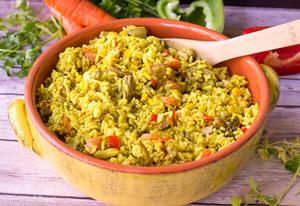 One Pot Cuban Rice