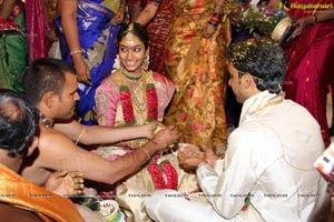 Sri Priya Wedding rituals