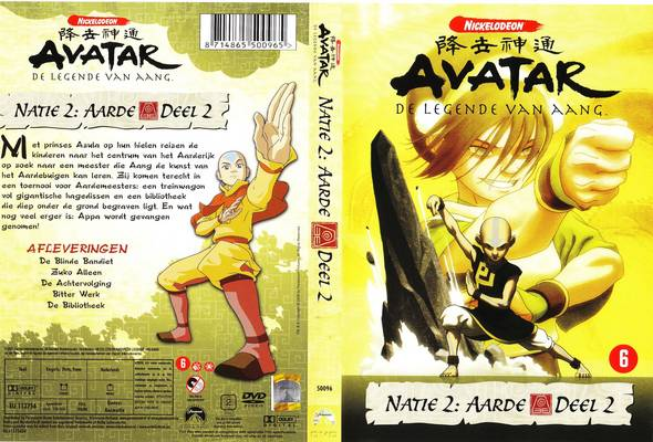 Avatar Aang Book 2 Sub Indonesia