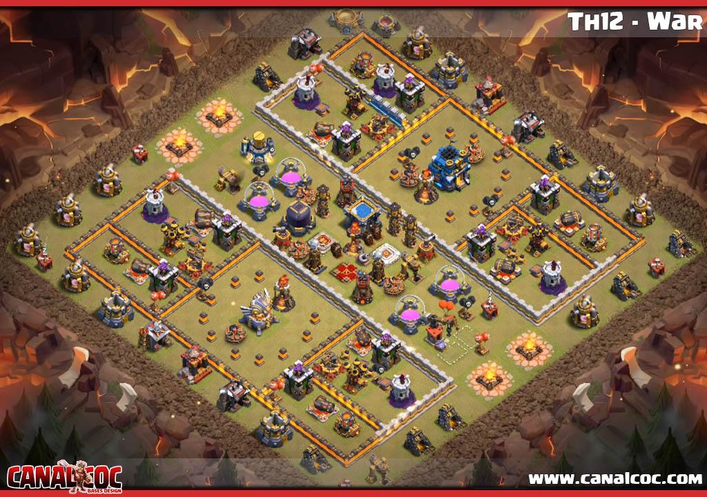 Base War Th 12 Anti Bowler 7