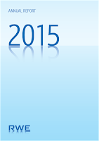 RWE, annual, 2015, front page