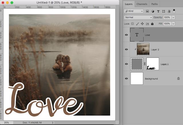 "CoffeeShop ""Love"" Storyboard Set and Photoshop Tutorial!"