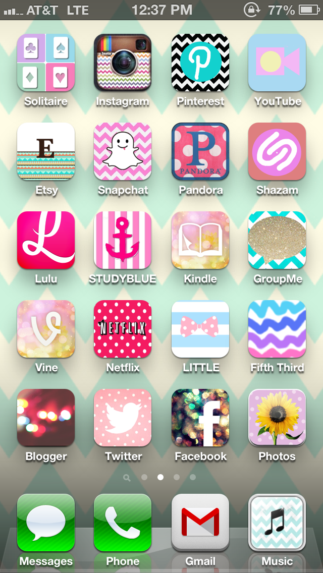 Custom Cute Apps For Your Iphone Prepessentials