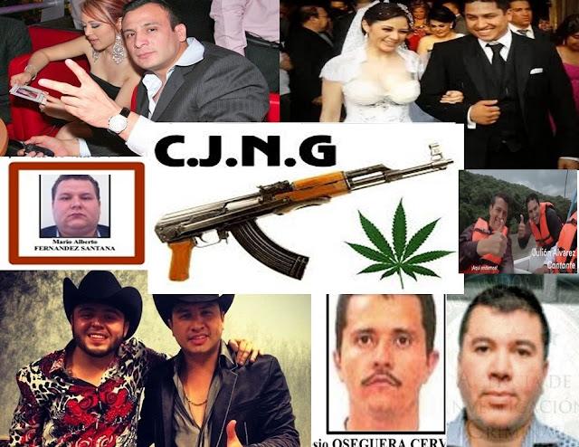 """VIDEO: """"El Gordo"""", el nexo entre Julión , Valentín Elizalde , el CJNG y el ...""""24"""" del famoso corrido"""