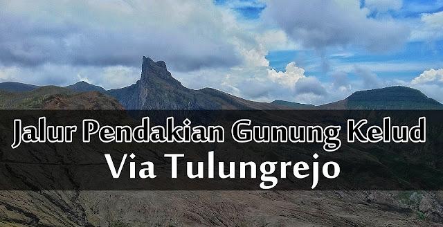 pendakian gunung kelud via karangrejo