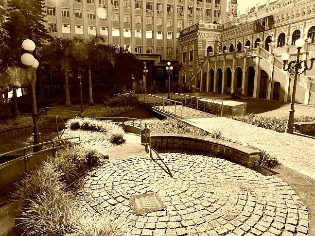 Jardins do Palácio Rosado, Florianópolis