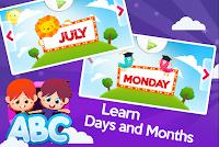 تطبيق ABC KIDS  لتعليم الإنجليزية للأطفال للأندرويد 2019 - صورة لقطة شاشة (3)