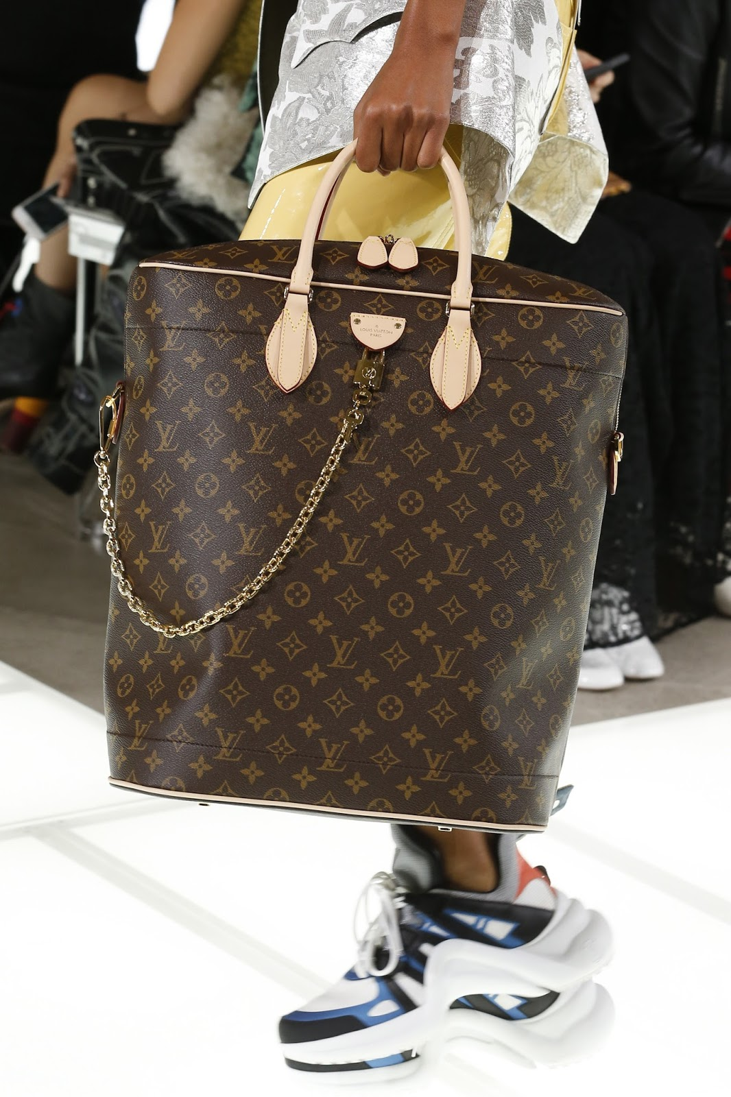BagAddicts Anonymous: #PFW: Louis Vuitton's Spring/Summer ...