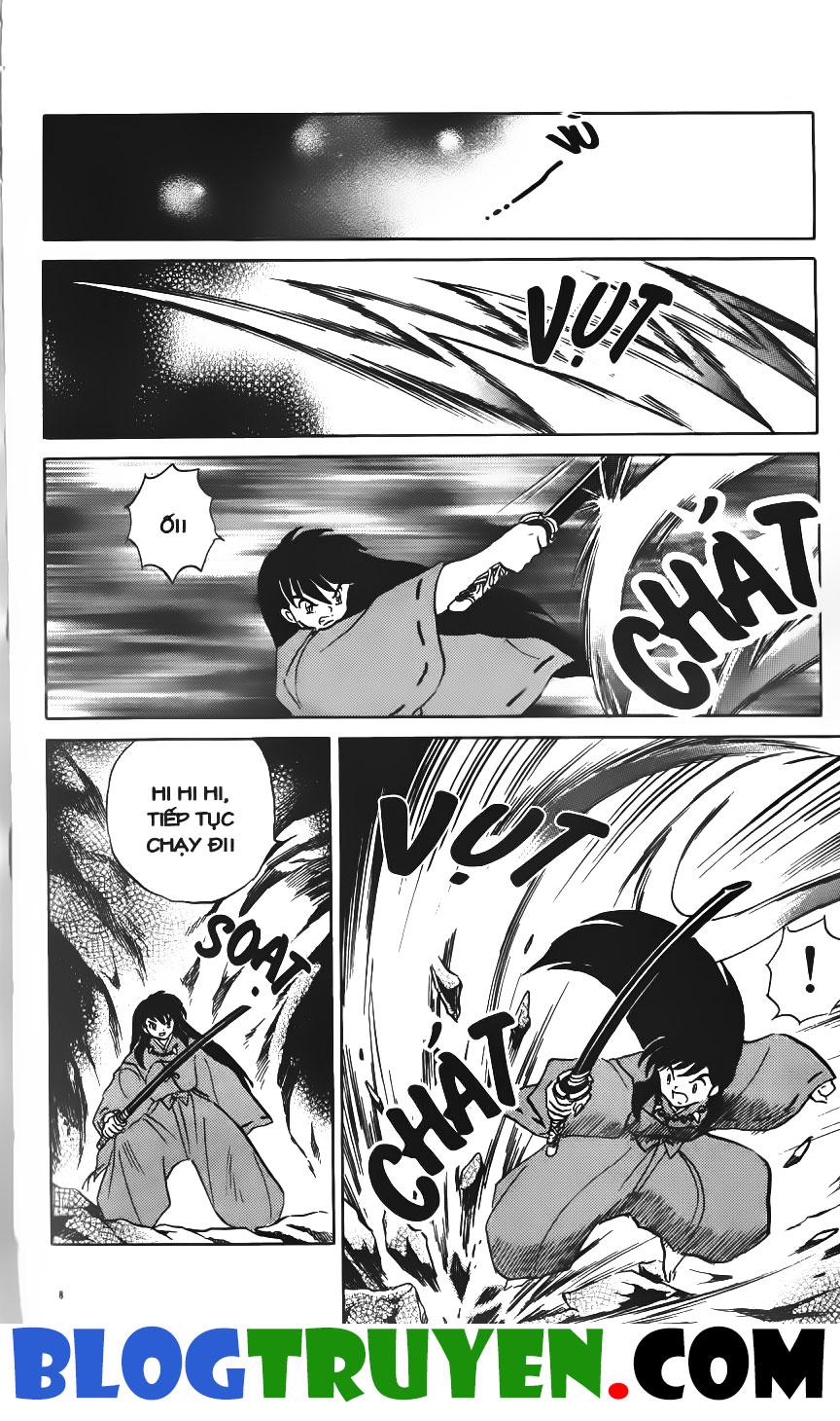 Inuyasha vol 28.1 trang 6
