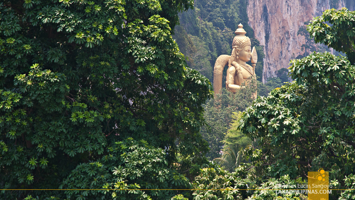 Batu Caves Malaysia Murugan Statue