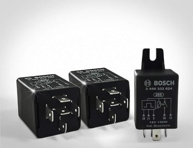 Bosch lança acessório que acende faróis automaticamente