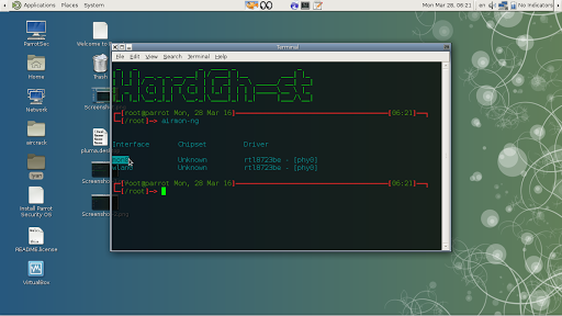 Hack WIfi: Cek Kemampuan Packet Injection / Promiscuous mode