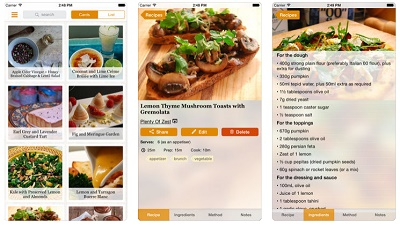 aplikasi iphone membuat masakan